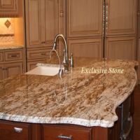 Blat Granit Colonial Gold