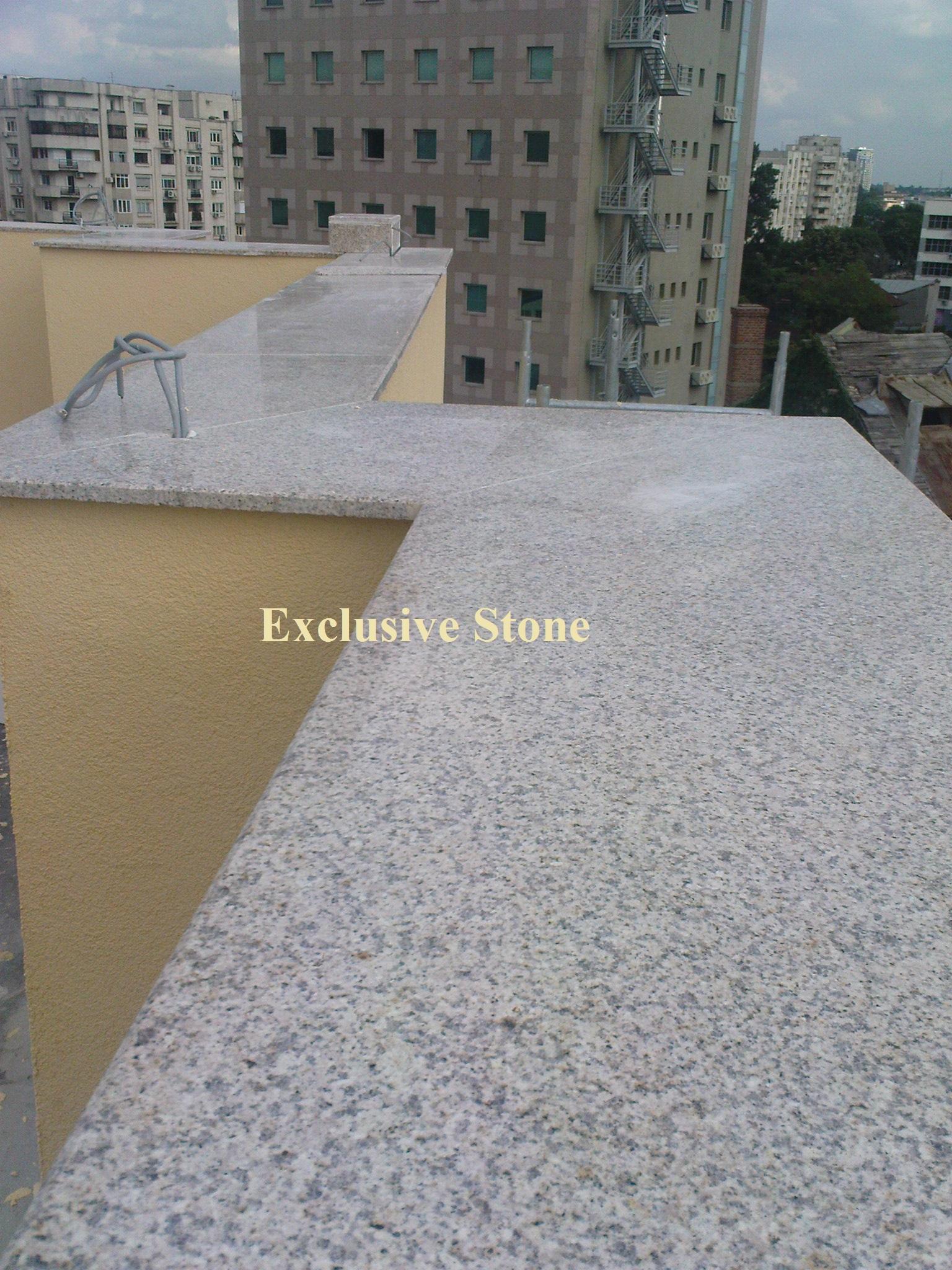 Glafuri granit Bianco Sardo