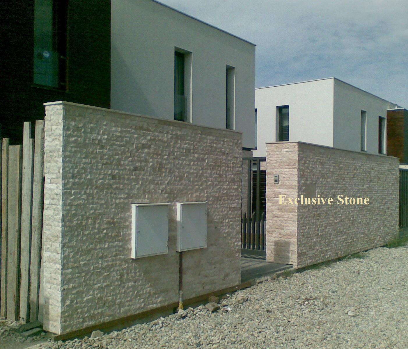 Placare exterioara Straifuri Travertin