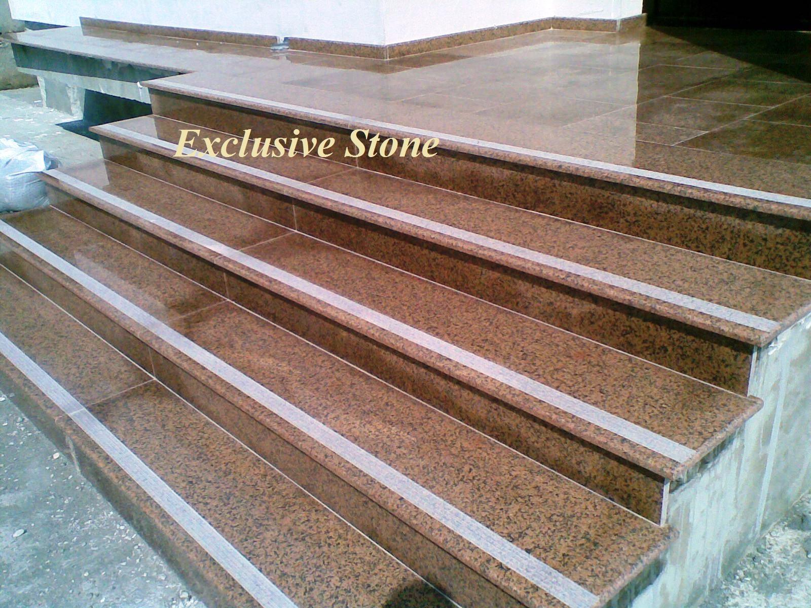 Placare granit Rosu Imperiale