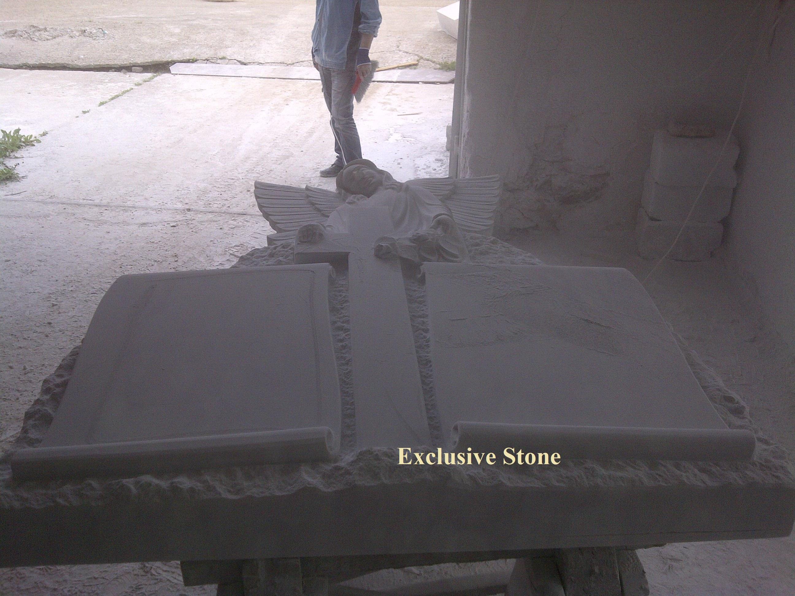 Sculptura speciala din Marmura Alba